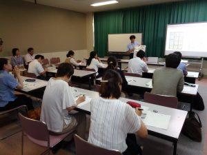 日本語指導の実践発表