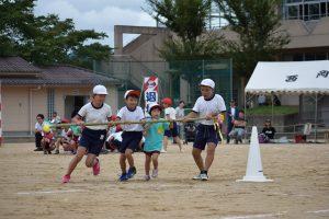 幼稚園・4年生競演