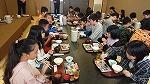 修学旅行2日目朝食
