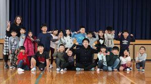 江里口さんと1年生