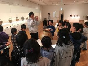 兵庫陶芸美術館で