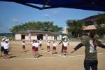 ラジオ体操 幼稚園