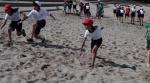 砂浜大運動会