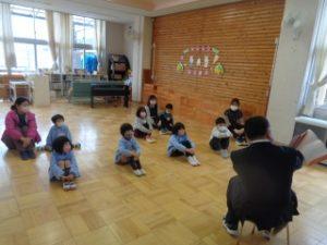 幼稚園始業式