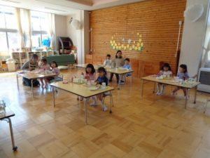 幼稚園 給食