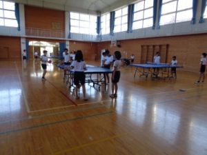 サッカー・卓球クラブ