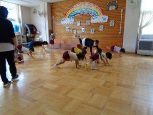 幼稚園 合同保育